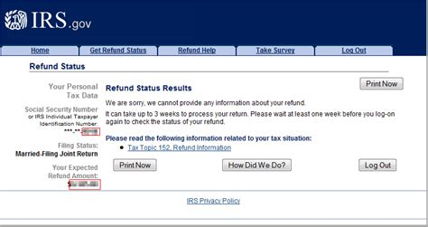 Irs Refund Tracker Phone Number Where Is My 2011 State And Federal Refund Using Tool