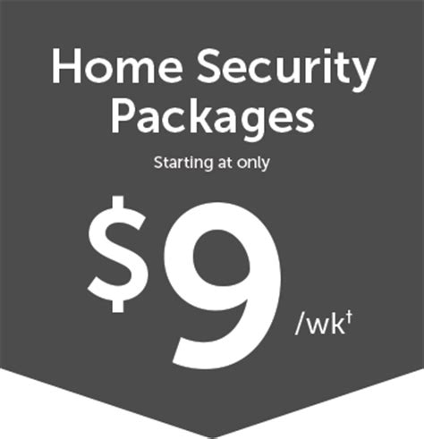 wireless home security packages protection 1