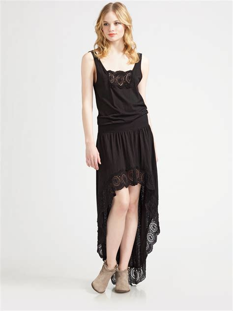 Pelope Dress nightcap penelope dress in black lyst