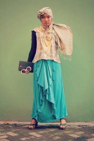 Bow Skirt Silk Dian Pelangi leopard print wedges how to wear and where to buy