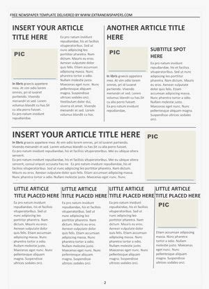 Newspaper Templates For Microsoft Word 2010 Newspaper Template For Microsoft Word 2010