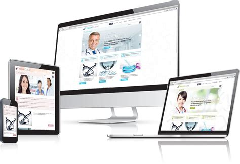 clinic joomla template hotthemes