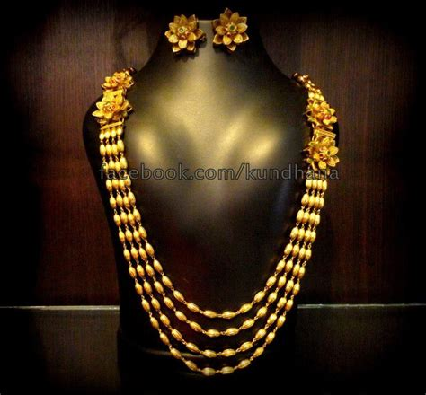 design is one online one gram gold long chain jewellery designs