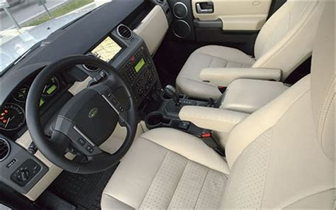 Land Rover Lr3 Interior by 2005 Land Rover Lr3 Hse Interior Photo 2
