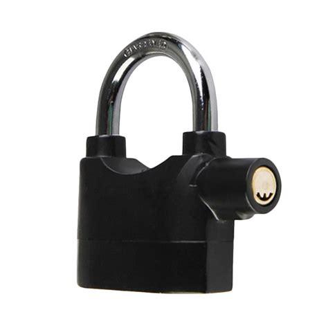 Gembok Alarm jual kinbar gembok alarm alarm lock harga