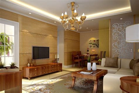 Gypsum Tray Ceiling Design For Living Room With Flat Ceiling Designs Living Room