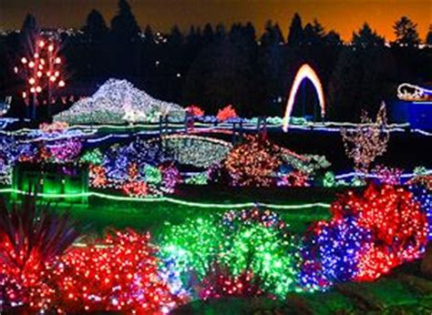Point Defiance Zoo Lights Washington State My Home Zoo Lights Point Defiance