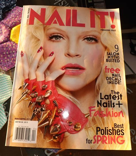 nail magazine perfectly polished 12 nail it magazine