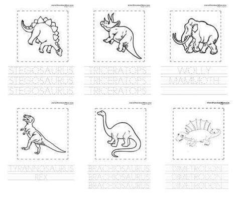 dinosaur worksheets homeschooldressage com