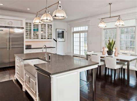 Kitchen Island With Sink Wood Flooring For Kitchen Island Designs With Sink And Seating Nytexas