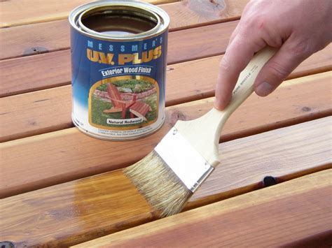 uv  deck stain wood stain messmers