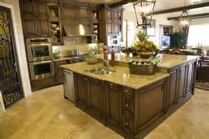 Two Tier Kitchen Island Designs by Eclectic Mix Of 42 Custom Kitchen Designs