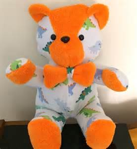 Handmade Teddy Bears From Clothes - memory keepsake custom memory teddy