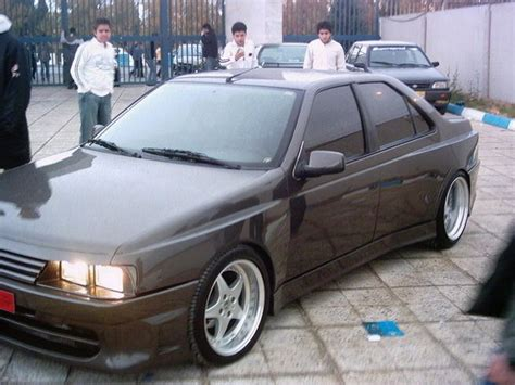 peugeot 405 modified image gallery modified peugeot 405
