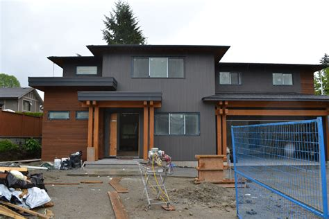 Contemporary Home Plans And Designs burnaby custom timber frame project tamlin homes