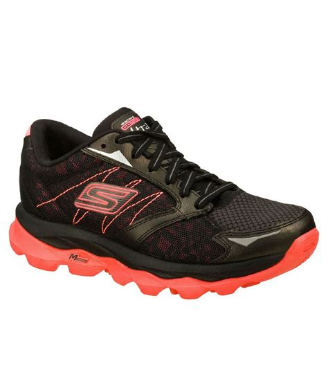 skechers black sneakers skechers black sport shoes price in india buy skechers