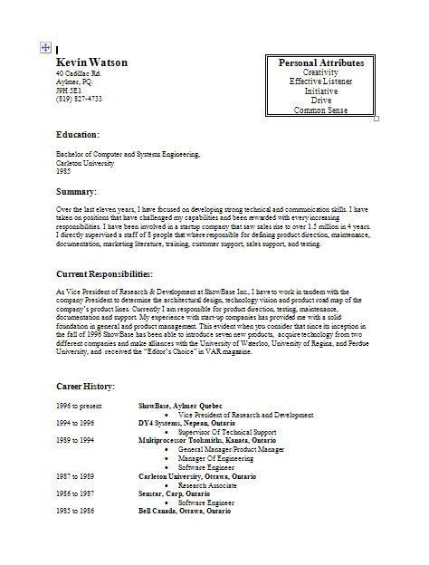 sample job resume format delli beriberi co