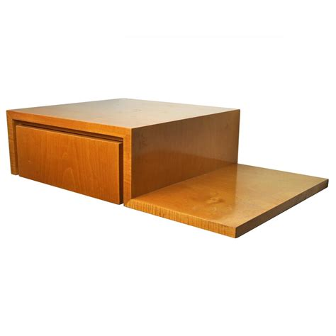 floating side table switzerland 1960s for sale at 1stdibs