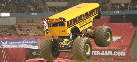 monster truck bus videos big monster trucks from around the world