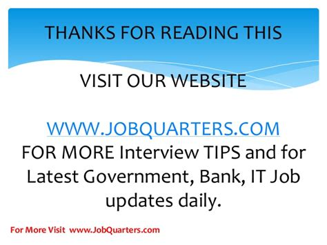 top hr questions and answers for freshers by www jobquarter