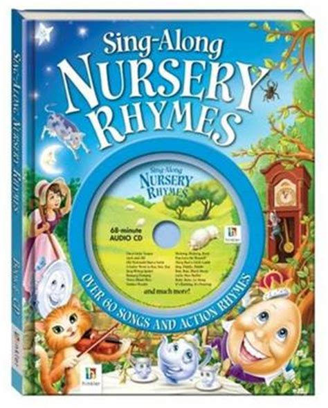 Waterstones Gift Card Balance Check - sing along nursery rhymes book and cd waterstones