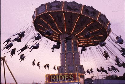 swing ride physics physics 101 circular motion