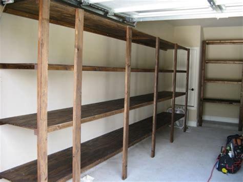 Garage Storage Ideas Canada Diy Garage Hanging Wall Shelves Woodworking Plan Wooden