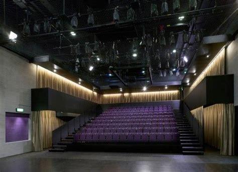 design concept theatre quarterhouse auditorium theater stage lecture