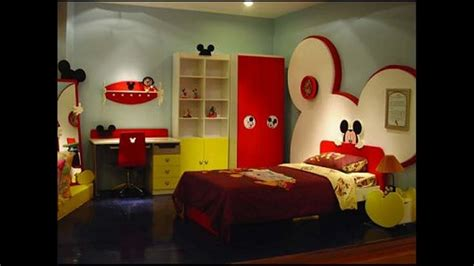 mickey mouse bedroom decor mickey mouse room decor  toddlers youtube