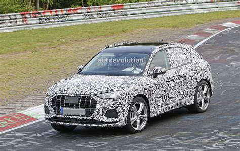 Audi Earth 2020 by 2020 Audi Rs Q3 Spied At The Ring Looks Like A Baby Q8