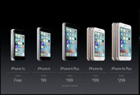 apple unveils annual iphone upgrade program updates standard iphone price structures