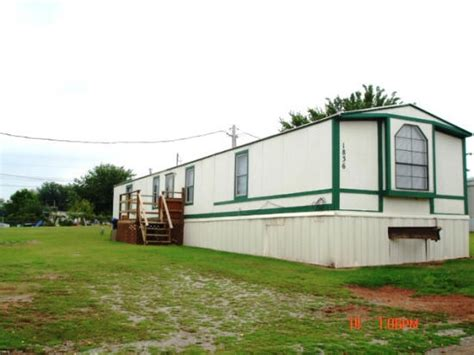 mobile home park for sale in cordell ok 8 space mobile