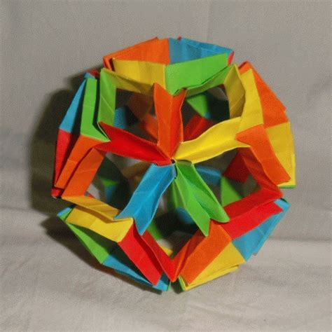 Origami Paper Balls - 169 best images about origami on