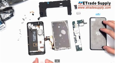 Speaker Z10 blackberry z10 problems how to repair damaged components