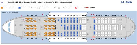 seat map dreamliner 787 dreamliner seating chart