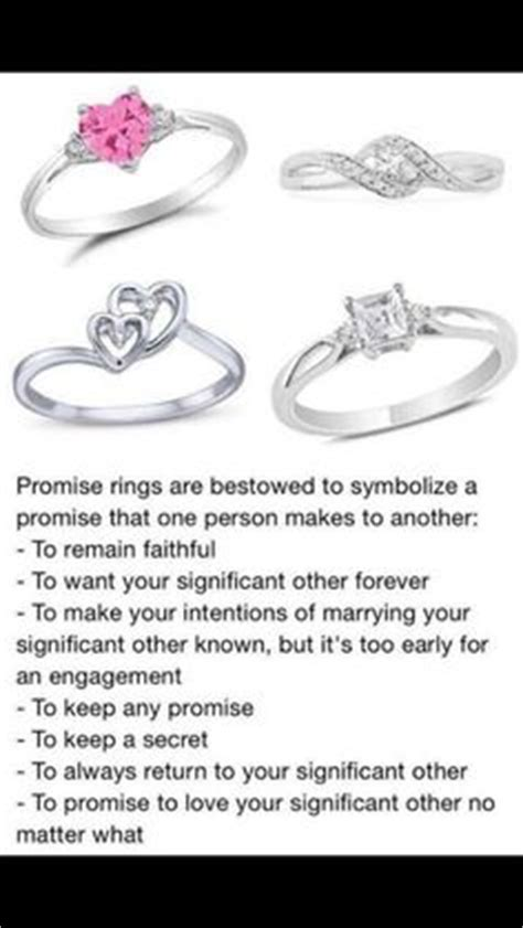 1000 images about promise ring on promise