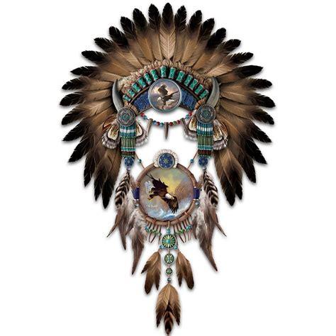 Native American Indian Home Decor beautiful headdress eagle eagles native american style