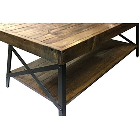 Emerald Home T100 0 Chandler Cocktail Table Wood Import