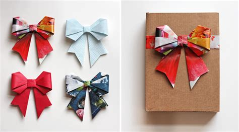 Origami Presents - 6 fabulous diy origami crafts