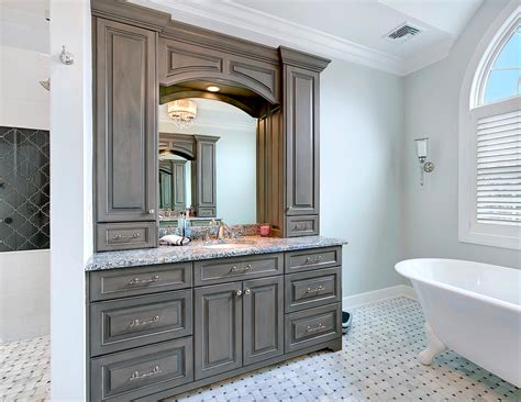 Custom Vanities For Bathrooms by Custom Vanity Bathroom Cabinetry Design Line Kitchens