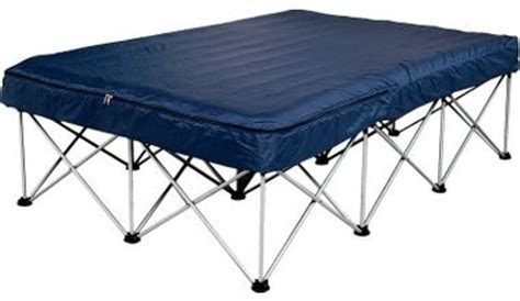 cabela s folding air bed with air bed cing sleep and back
