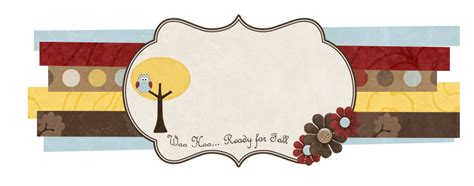 design banner cute fall owl banner the cutest blog on the block