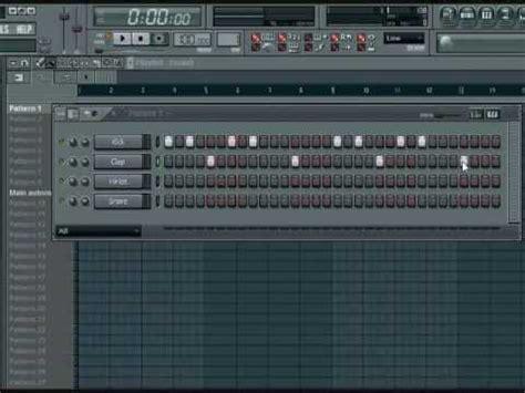tutorial fl studio ita fl studio 9 beginners tutorial pt 1 youtube