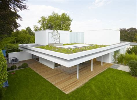 haus s the distinct and simple rooftop garden of house s home