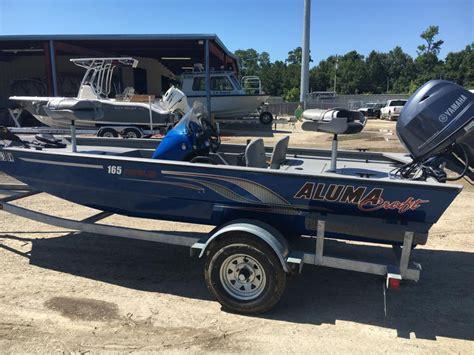 fishing boat prowler alumacraft prowler 165 boats for sale