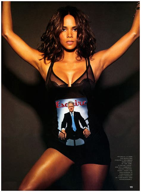 Halle Berry And Damn In Esquire Egotastic by Halle Berry Esquire Magazine 2008 Halle Berry Photo