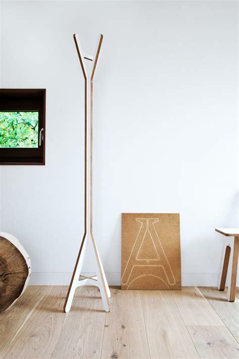 Coat Rack Modern by Modern Wood Coat Stand A Coat Design