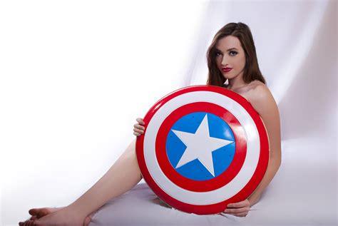 captain america girl wallpaper cosplay callie s captain america quot comic book girl quot series