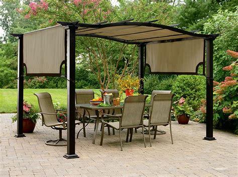 small backyard pergola ideas patio shade ideas for your