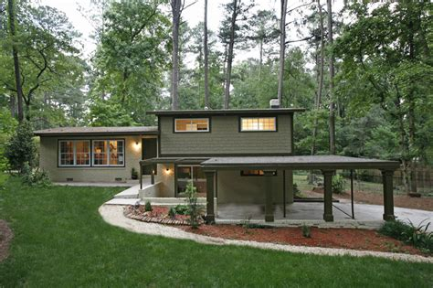 Tri Level Home Floor Plans Mid Century To Modern Mid Century Modern Atomic Ranch